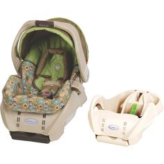 Cant Believe Mr Nathan Found Liked And Suggested This Car Seat For Our Future Baby Plans So Cute SnugRide Ingant With Owl Design Graco