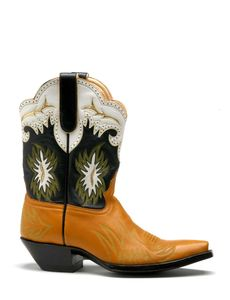 Handmade Cowboy Boots from Liberty Boot Co