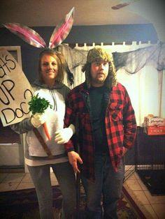 buggs bunny and elmer fudd costume