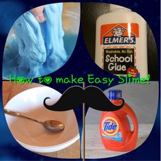 Diy basic tide slime recipe fast easy tutorial only 2 how to make slime things you need bowl something to stir with ccuart Image collections