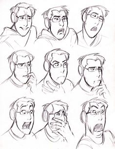 I wanted to practice drawing expressions and had this brilliant idea to draw Mark playing Five Nights at Freddy's.   Miyuli tumblr   Markiplier