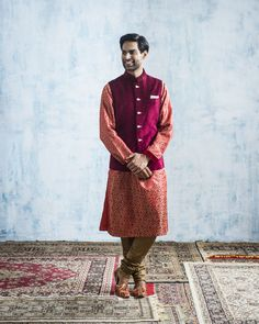 Manyavar Elegant kurta for celebrations.