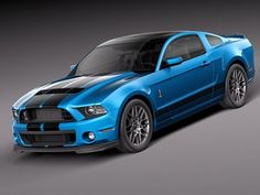 2016 Ford Mustang Cobra GT 500                                                                                                                                                                                 More