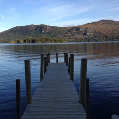 Derwentwater.  Summer 2012. Cumbria, Heaven On Earth, Lake District, Beautiful Places, Places To Visit, British, England, Journey, Autumn