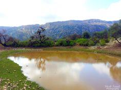 Soon Valley, Pakistan #pond