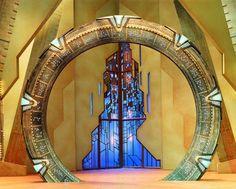 Stargate Atlantis: Atlantis gate