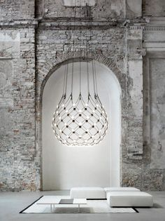 Nice pendent light that takes advantage of the advancement of LED technology.