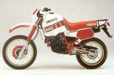 1988 Yamaha XT 600Z Teneré