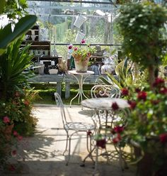 STYDD GARDENS - The Glass House Cafe Ribchester