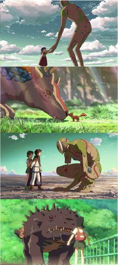 Children Who Chase Lost Voices aka Journey to Agartha (Hoshi o Ou Kodomo)