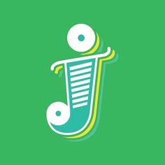 J #36daysoftype #36daysoftype_j #typography #type #lettering #letter #calligraphy #illustration by santsgabriel