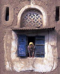 Out the window, Yemen