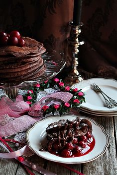 Waffles, Pancakes, Panna Cotta, Mille Crepe, Crepes, Ethnic Recipes, Dutch, Food, Baby