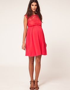 Great for summer weddings or date nights...for baby #2 (not I'm not prego yet!)