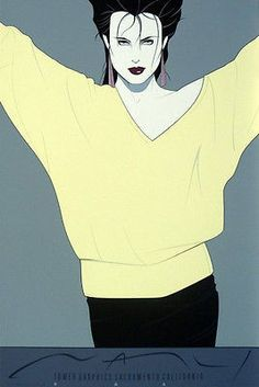 Patrick Nagel generated a series of 15 different commemorative silk-screens that were produced over a four year period, which were later published after his death in 1984. Only one printed edition of