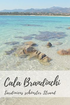 Cala Brandinchi – Sardiniens schönster Strand – mein ultimativer Geheimtipp Ich… Cala Brandinchi – Sardinia's most beautiful beach – my ultimate insider tip I have not seen a nicer beach during my Sardinienurlaubs. He is also a real insider tip. Beach Vacation Outfits, Beach Trip, Camping Holiday, Holiday Travel, Most Beautiful Beaches, Most Beautiful Pictures, Beaches In The World, Winter Beauty, Beach Fun