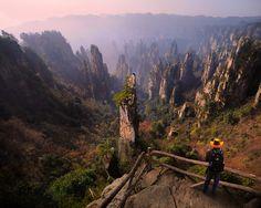 Zhangjiajie, China. | These Photos Of Asia Are Utterly Breathtaking