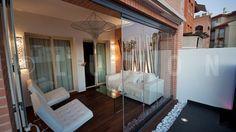 Terrace glazing - prolonging the summer