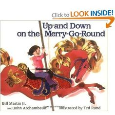 Up and Down on the Merry-Go-Round - E Martin