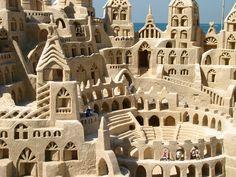 Rio Sand Castle