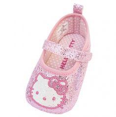 Sequin Hello Kitty Shoe