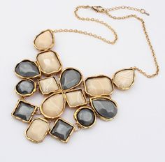 Geometry Exaggerated Delicate Vintage Jewelry