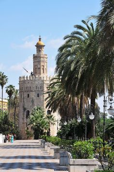 10 Dinge zu tun in Sevilla, Torre del Oro - Leah Nussbaum Travel Around The World, Around The Worlds, Seville Spain, Voyage Europe, Spain And Portugal, Travel Design, Travel Goals, Spain Travel, Travel Photos