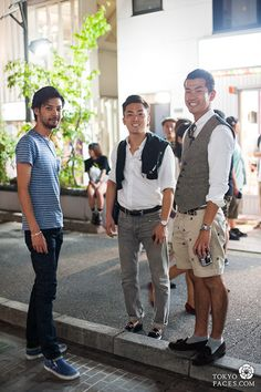 Men | Japanese fashion and Tokyo street style - Tokyofaces.com - Part 41
