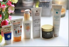 Favourite SPF's for Face!