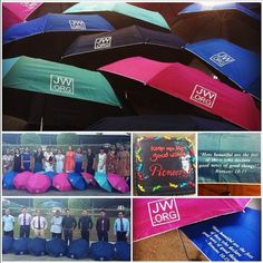 Jehovah's Happy People @jw_witnesses Instagram photos | Webstagram [ @ ] jw_witnesses Gift umbrellas given to regular pioneers during an annual pioneer meeting in the Philippines. Photo courtesy of @steph_in_love 1mon Read more at http://web.stagram.com/n/jw_witnesses/?npk=626205579628283557_546186824#Kqv76Cyr7SXyRSYf.99