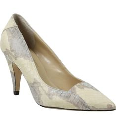 Free shipping and returns on J. Reneé Cobra Pointy Toe Pump (Women) at Nordstrom.com. <p>Snake embossing brings of-the-moment appeal to a versatile and elegant pointy-toe pump styled with seamed detailing and fitted with a memory foam footbed.</p> Pointed Toe Pumps, Peep Toe, Women's Pumps, Heels, Nordstrom Shoes, Memory Foam, Snake, Free Shipping, Elegant