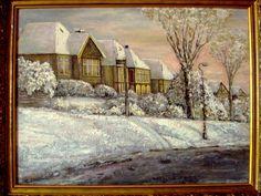 Julia Bobrisheva's painting