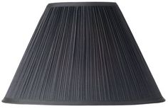 Black Mushroom Pleated Lamp Shade 7x17 x11.5 (Spider) >>> Details can be found by clicking on the image. (This is an affiliate link and I receive a commission for the sales)