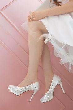 Model Desario #trouwschoenen #bruidsschoenen