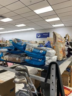 From pet food to golf clubs... spotted at Goodwill San Antonio. You never know what you'll find! #GoodFinds Career Training, Goodwill Finds, Pet Food, Find Pets, San Antonio, Golf Clubs, Thrifting, Pet Food Direct, Budget