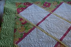 Fun quilting
