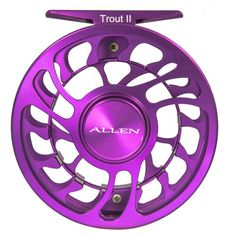 Trout II Reel Series - Allen Fly Fishing Store #FlyFishing