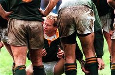 Naas Botha was the first captain of the Springboks post-isolation in 1992 at the ripe age of (Gallo Images) South African Rugby, Legends, Age, Green, Sports, People, Hs Sports, Sport, People Illustration