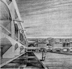 Sussex University - Basil Spence