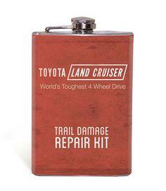 Land+Cruiser+Trail+Damage+Repair+Kit-+Red+-+8oz+Flask+–+Wicked+Wheeler