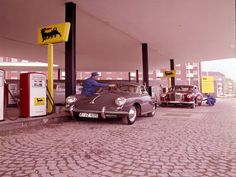 agip station germany - Google Search