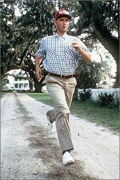 Dont look back keep running, Run !!!! Jenny's  a crazy whore with STD 'S                                Even Forrest had it right!!!   HA HA