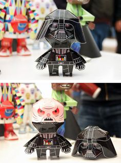 Cubotoy: the coolest paper toys (via @Becky Nielson Colors of Benetton)