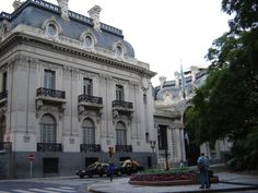 Argentina Palacio San Martín