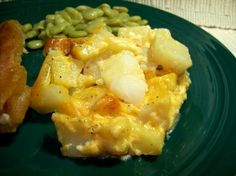 """Bill Knapp s Au Gratin Potatoes from Food.com:   Another pinner said: """"I got this out of our local newspaper.  I always loved their potatoes and couldn't wait to try this recipe--it sure tasted like theirs."""""""