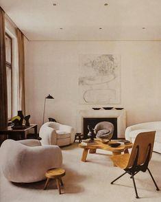 home decor themes Your modern home deco - Interior Desing, Home Interior, Interior Design Inspiration, Interior Architecture, Furniture Inspiration, Design Ideas, Modern Interior, Modern Decor, Stylish Interior