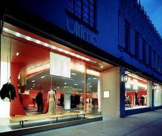 Ultimo boutique in Dallas by Gabellini Sheppard Dallas, Mercantile Exchange, San Francisco, Fashion Stores, Boutique, Outdoor Decor, Design, Home Decor, Fashion Shops