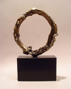 Wood Circles, Bronze, Mirror, How To Make, Decor, Style, Swag, Decoration, Mirrors