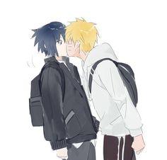 Naruto Vs Sasuke, Anime Naruto, Naruto Comic, Naruto Cute, Naruto Funny, Naruto Shippuden Anime, Naruko Uzumaki, Sasunaru, Narusaku