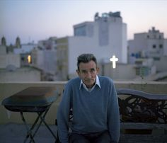 """David Jackson So Blue So Beautiful  An encounter with his father and his house in Malta after his mother's death. He writes, """"My project is both visual record and emotional inventory: an auto ethnography in pictures, if you like."""